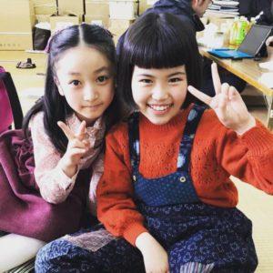 スカーレット 子役キャスト3姉妹まとめ!可愛くない照子・次女直子・百合子まで